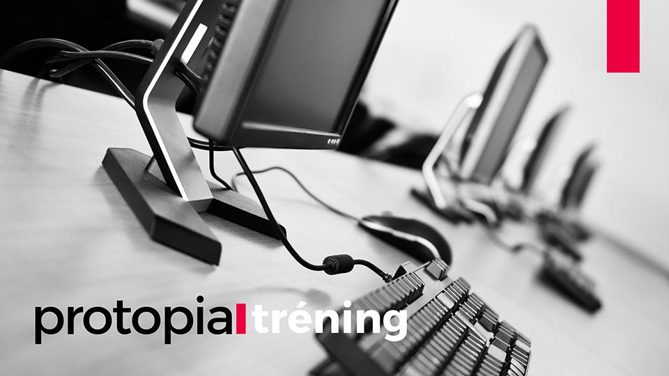 protopia.sk - webstránky pre malé a stredné firmy  - tréning tvorby webstránok