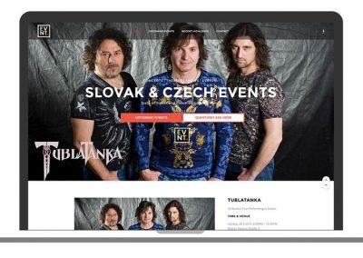 Eventy v Írsku – slovenskí interpereti v Írsku