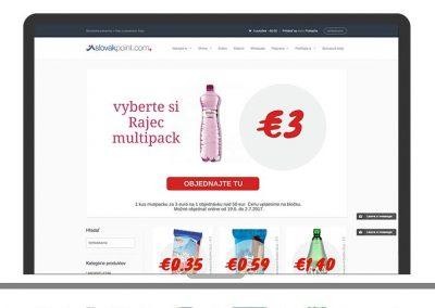 Slovakpoint – slovenský obchod v Írsku