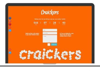 Craickers.com – biele zemiakové lupienky
