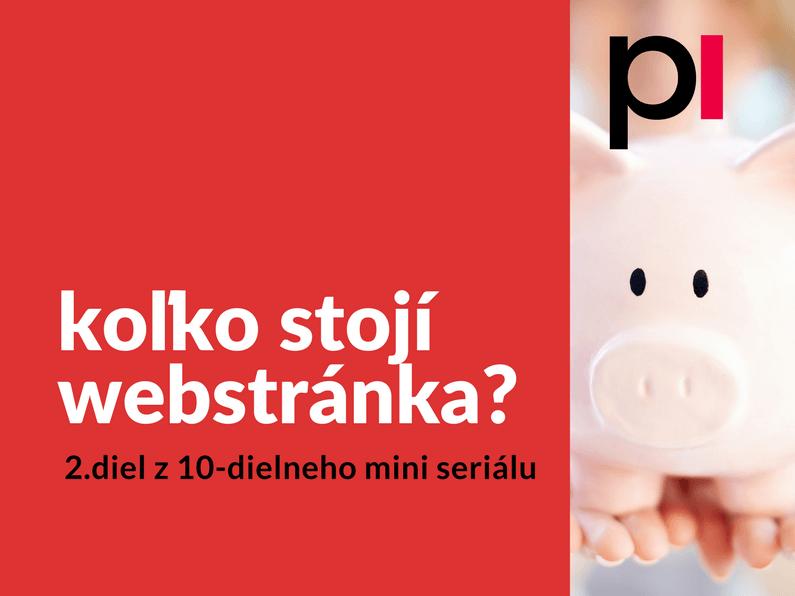 Protopia.sk - Koľko stojí webstránka?