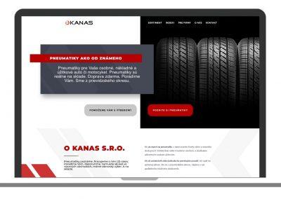Kanas s.r.o – pneumatiky pre osobné, nákladné a užitkové autá a motorky